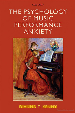 Psychology of music anxiety